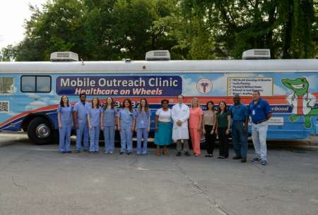 UF Mobile Outreach Clinic - Annual Report