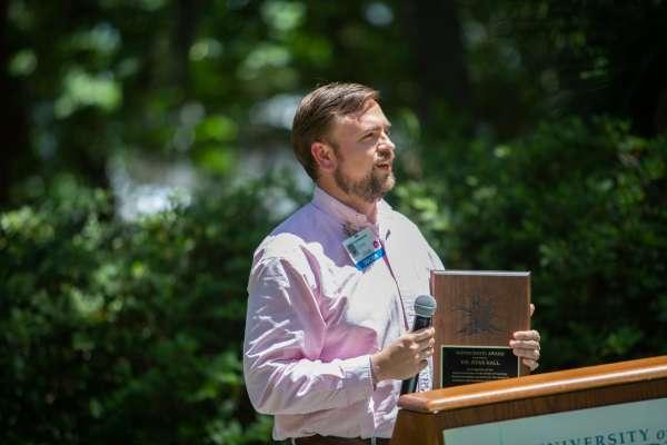 Ryan Nall, Hippocratic Award