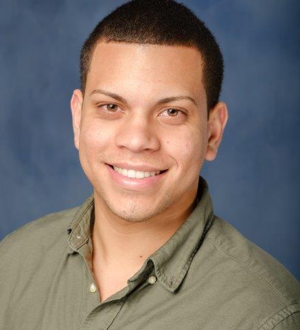 Anthony Llanos, Administrative Assistant, I