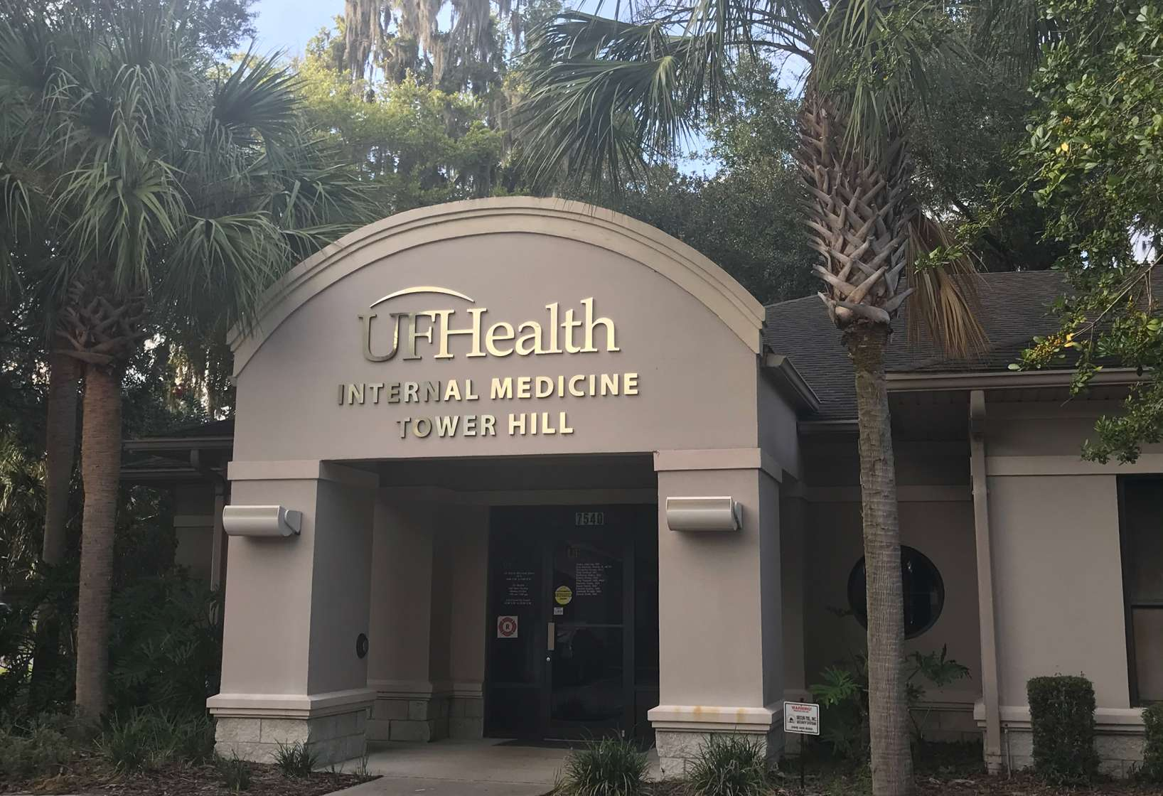 UF Health Internal Medicine - Tower Hill